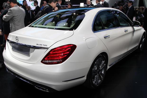 2015 Mercedes-Benz C-Class: Detroit Auto Show featured image large thumb0