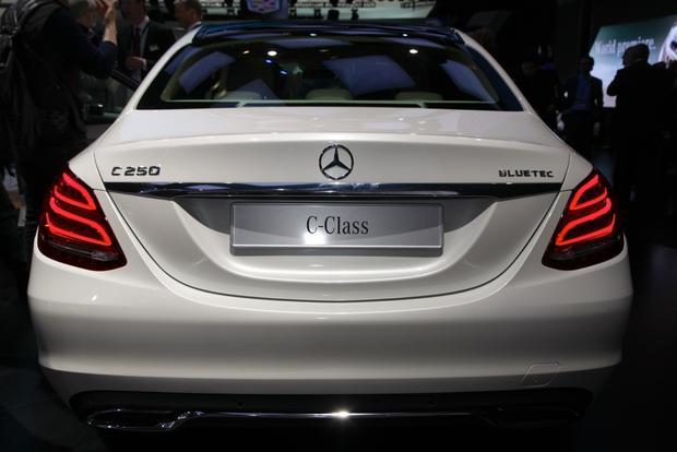 2015 Mercedes-Benz C-Class: Detroit Auto Show featured image large thumb2