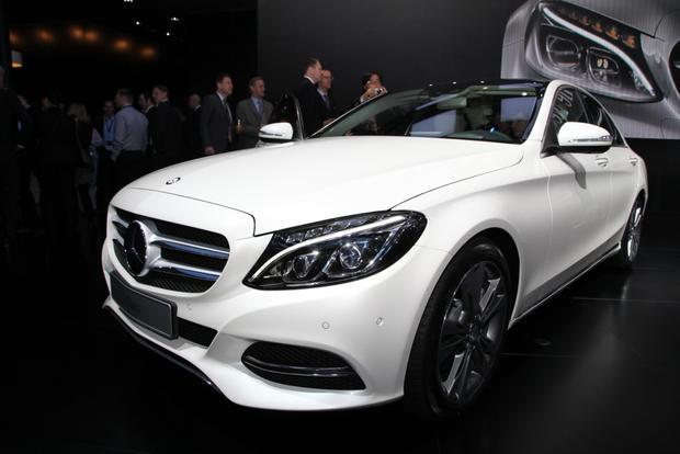 2015 Mercedes-Benz C-Class: Detroit Auto Show featured image large thumb4
