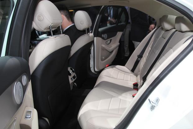2015 Mercedes-Benz C-Class: Detroit Auto Show featured image large thumb5