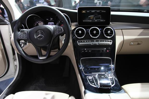 2015 Mercedes-Benz C-Class: Detroit Auto Show featured image large thumb6