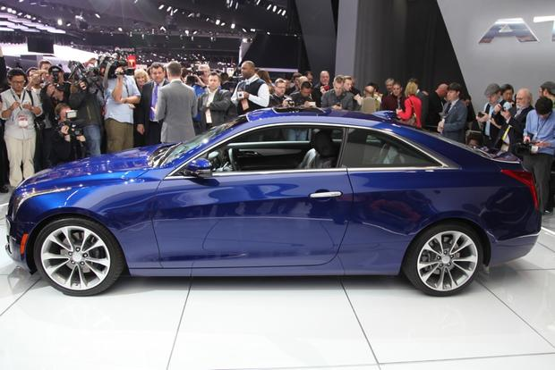 2015 Cadillac ATS Coupe: Detroit Auto Show featured image large thumb0