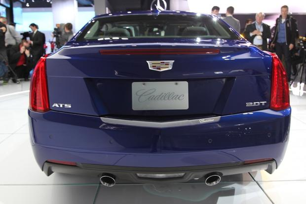 2015 Cadillac ATS Coupe: Detroit Auto Show featured image large thumb1