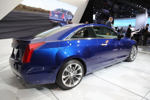 2015 Cadillac ATS Coupe: Detroit Auto Show featured image large thumb2