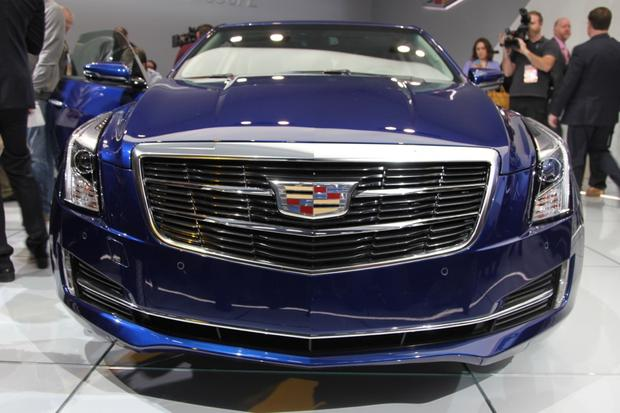 2015 Cadillac ATS Coupe: Detroit Auto Show featured image large thumb3