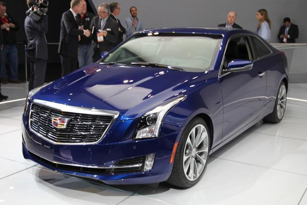 2015 Cadillac ATS Coupe: Detroit Auto Show featured image large thumb4