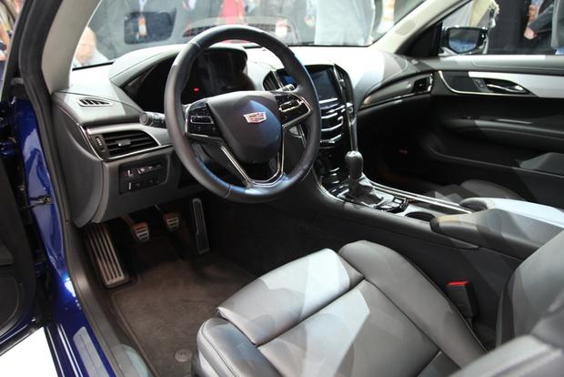 2015 Cadillac ATS Coupe: Detroit Auto Show featured image large thumb6