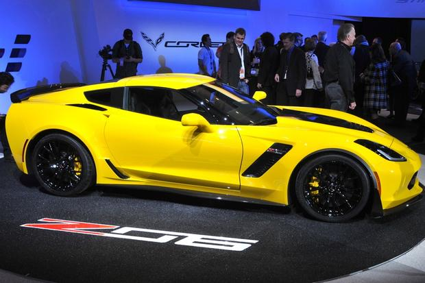 2015 Chevrolet Corvette Z06: Detroit Auto Show featured image large thumb0