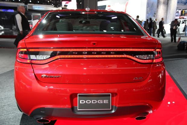 2014 dodge dart blacktop detroit auto show featured image large thumb0 - 2014 Dodge Dart Blacktop