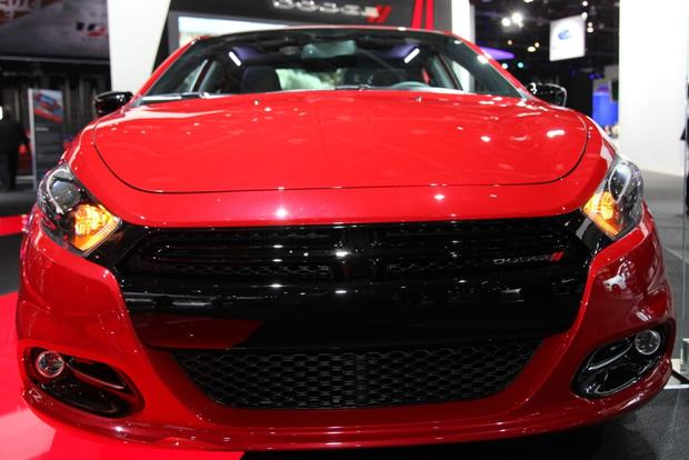 2014 Dodge Dart Blacktop: Detroit Auto Show featured image large thumb1