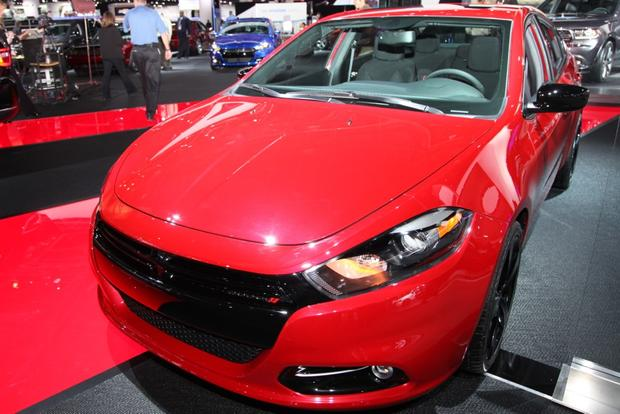 2014 Dodge Dart Blacktop: Detroit Auto Show featured image large thumb3