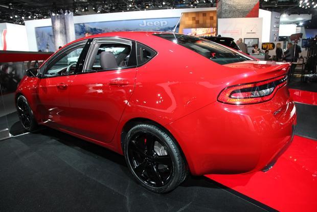 2014 dodge dart blacktop detroit auto show featured image large thumb3 - 2014 Dodge Dart Blacktop