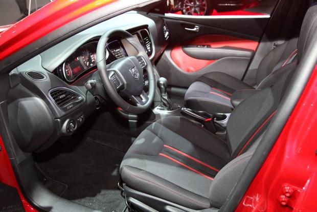 2014 dodge dart blacktop detroit auto show featured image large thumb5 - 2014 Dodge Dart Blacktop