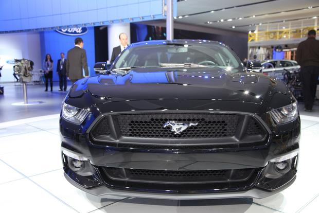 2015 Ford Mustang: Detroit Auto Show featured image large thumb2