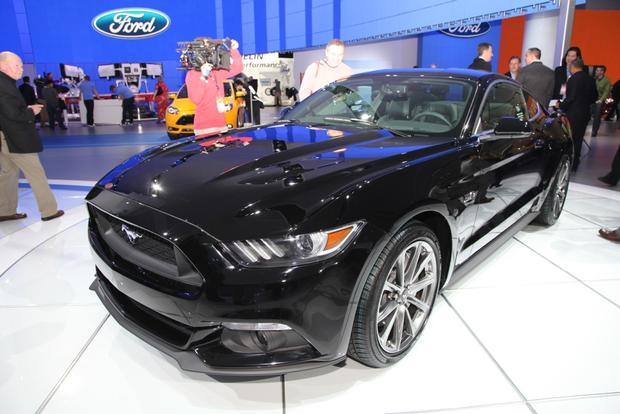 2015 Ford Mustang: Detroit Auto Show featured image large thumb3