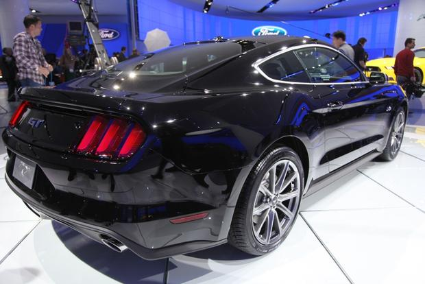 2015 Ford Mustang: Detroit Auto Show featured image large thumb4