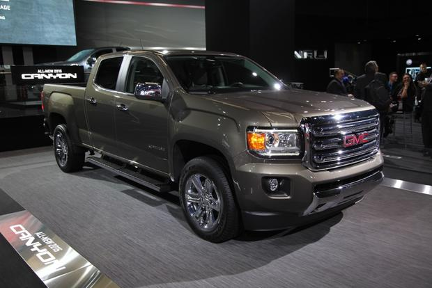 2015 GMC Canyon: Detroit Auto Show featured image large thumb0