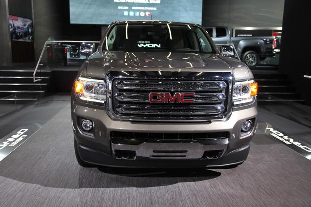 2015 GMC Canyon: Detroit Auto Show featured image large thumb1