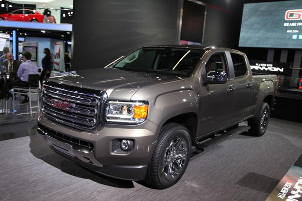 2015 gmc canyon 2014 detroit auto show video library autos post. Black Bedroom Furniture Sets. Home Design Ideas