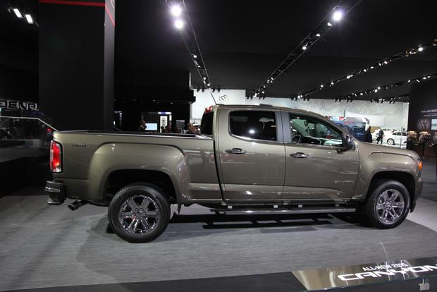 2015 GMC Canyon: Detroit Auto Show featured image large thumb5