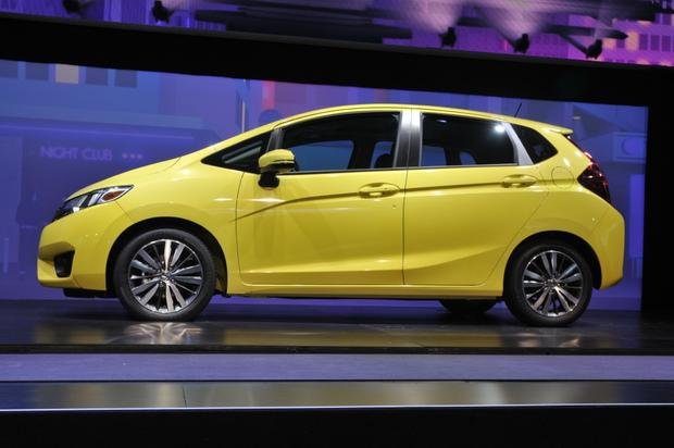 2015 Honda Fit: Detroit Auto Show featured image large thumb0