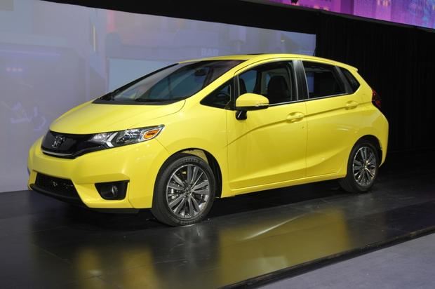 2015 Honda Fit: Detroit Auto Show featured image large thumb1