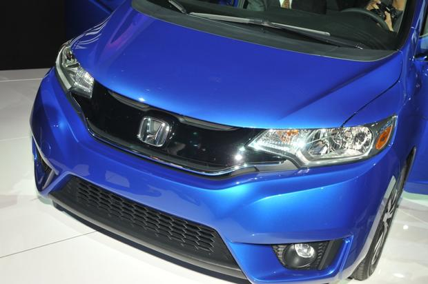 2015 Honda Fit: Detroit Auto Show featured image large thumb3