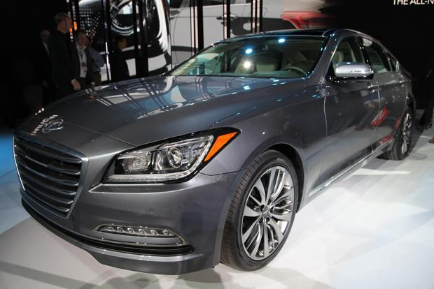 2015 Hyundai Genesis: Detroit Auto Show featured image large thumb1