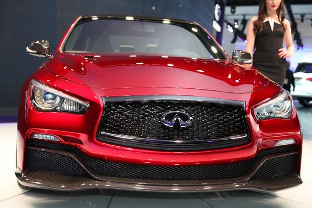 Infiniti Q50 Eau Rouge Concept: Detroit Auto Show featured image large thumb2