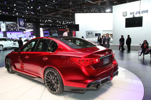 Infiniti Q50 Eau Rouge Concept: Detroit Auto Show featured image large thumb4