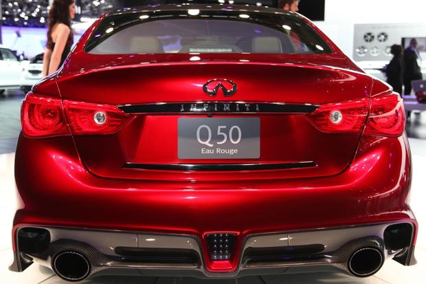 Infiniti Q50 Eau Rouge Concept: Detroit Auto Show featured image large thumb6