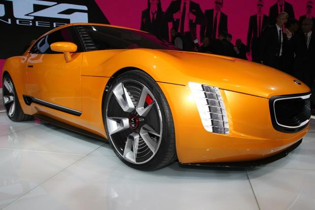 Kia GT4 Stinger Concept: Detroit Auto Show featured image large thumb1