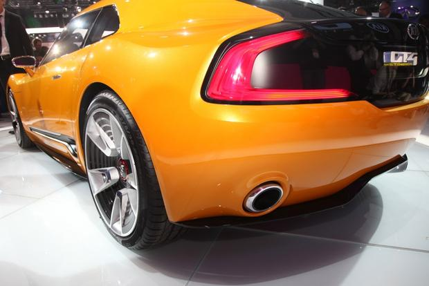 Kia GT4 Stinger Concept: Detroit Auto Show featured image large thumb2