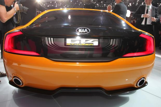 Kia GT4 Stinger Concept: Detroit Auto Show featured image large thumb4