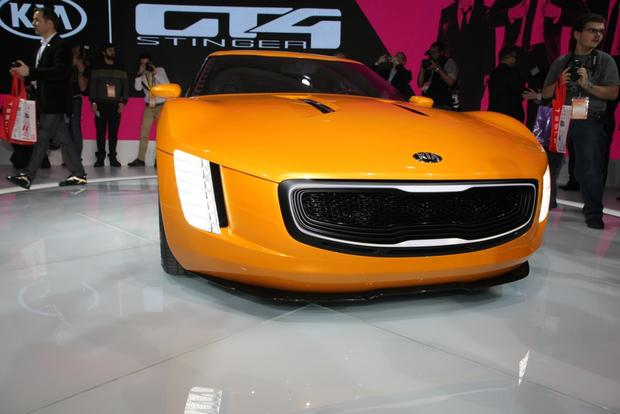 Kia GT4 Stinger Concept: Detroit Auto Show featured image large thumb5