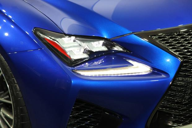 2015 Lexus RC F: Detroit Auto Show featured image large thumb4