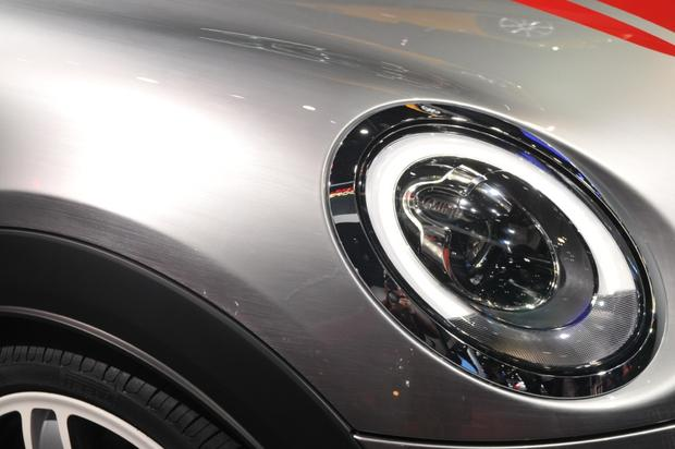 MINI John Cooper Works Concept: Detroit Auto Show featured image large thumb2