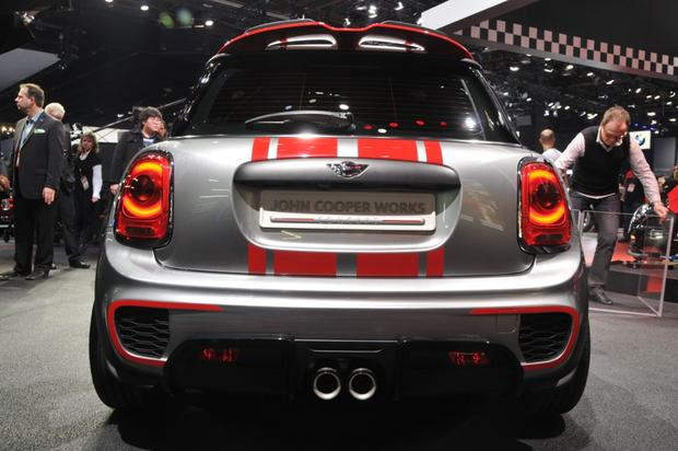 MINI John Cooper Works Concept: Detroit Auto Show featured image large thumb4