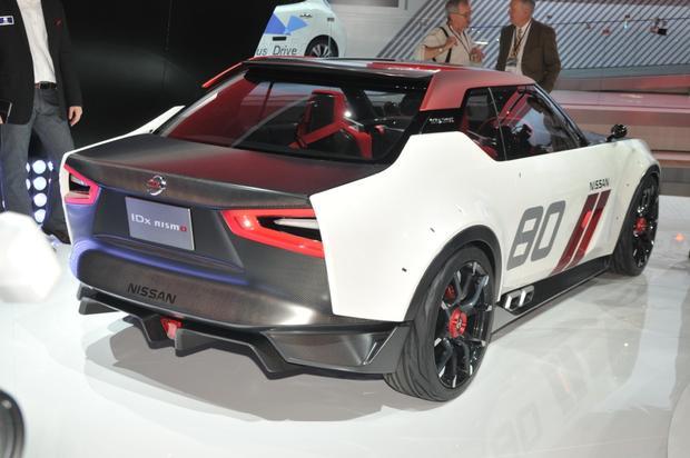 Nissan IDx Concept: Detroit Auto Show featured image large thumb1