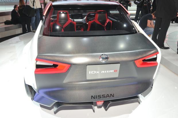 Nissan IDx Concept: Detroit Auto Show featured image large thumb2