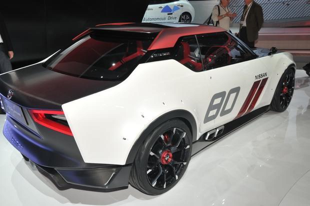 Nissan IDx Concept: Detroit Auto Show featured image large thumb3