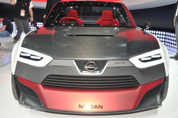 Nissan IDx Concept: Detroit Auto Show featured image large thumb5