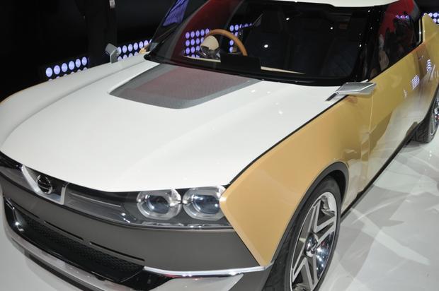 Nissan IDx Concept: Detroit Auto Show featured image large thumb6