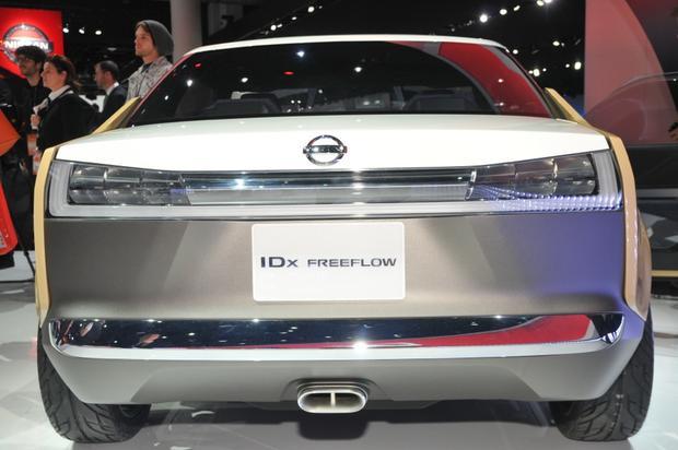 Nissan IDx Concept: Detroit Auto Show featured image large thumb7