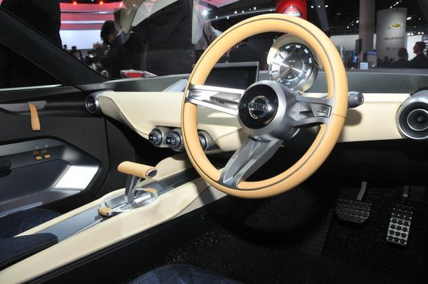 Nissan IDx Concept: Detroit Auto Show featured image large thumb8