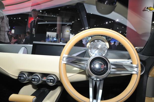 Nissan IDx Concept: Detroit Auto Show featured image large thumb9