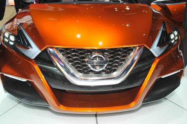 Nissan Sport Sedan Concept: Detroit Auto Show featured image large thumb1