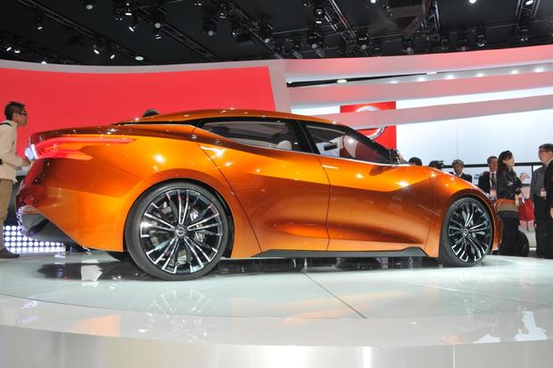 Nissan Sport Sedan Concept: Detroit Auto Show featured image large thumb2