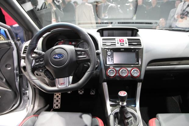 2015 Subaru WRX STI: Detroit Auto Show featured image large thumb4