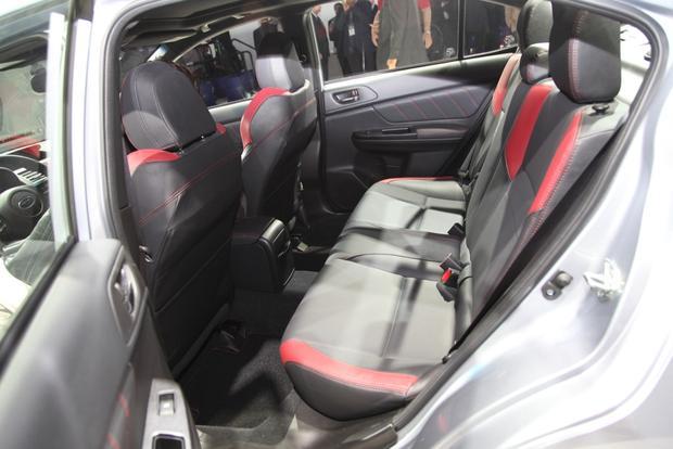 2015 Subaru WRX STI: Detroit Auto Show featured image large thumb5